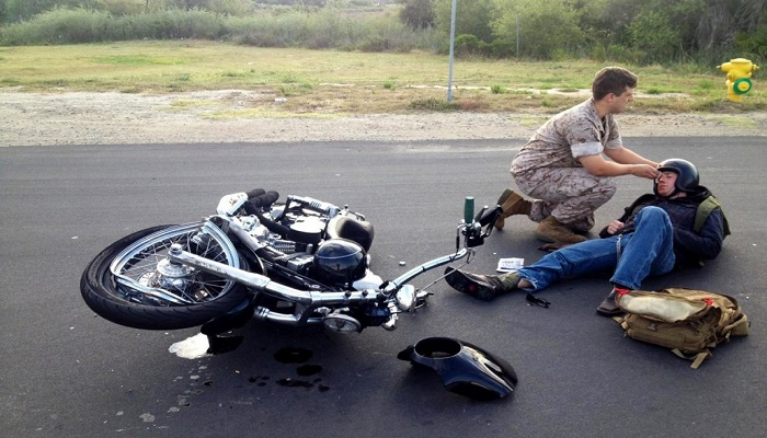 What to Look for in a Motorcycle Accident | Get relief with injury